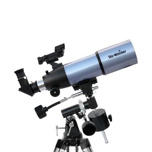 skywatcher 80-400 sur eq1 - Alban BERNARD