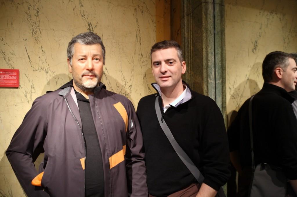 Philippe Starck au musée Grévin