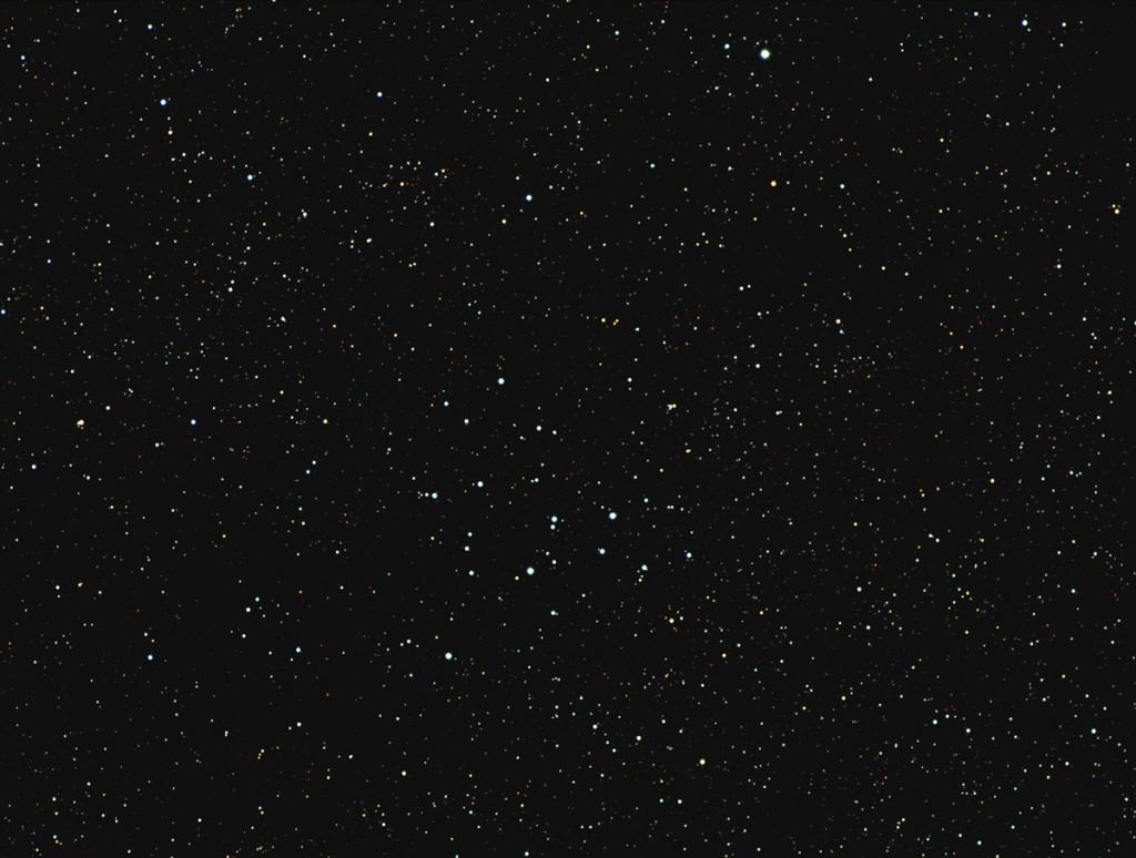 M39, premier traitement en LRGB