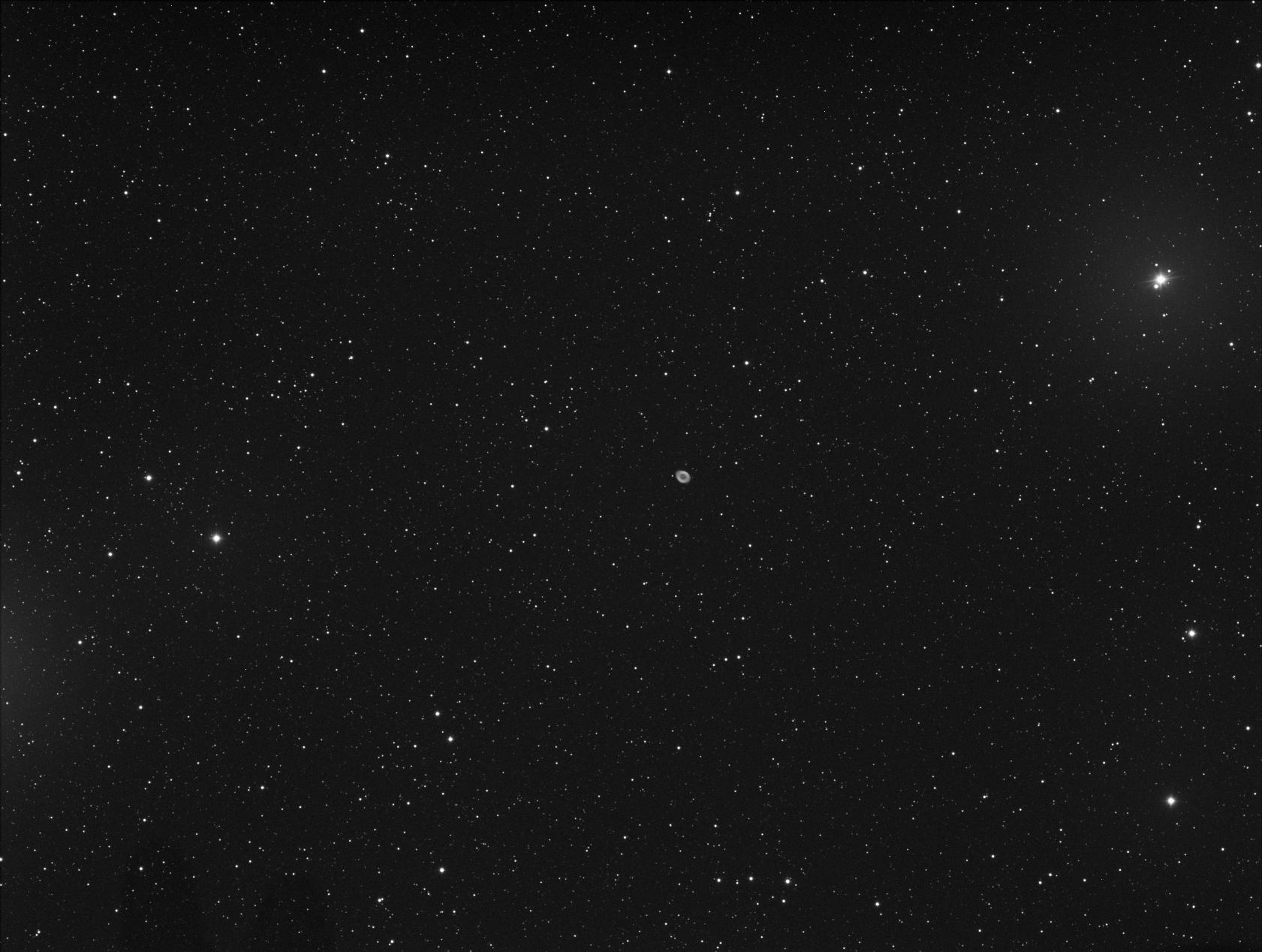 140928 M57_60S_DBE - Pose unitaire Atik 383L+ sur FSQ106