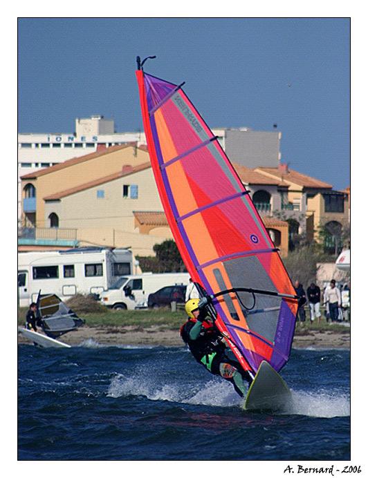 Windsurf Leucate Aout 2006