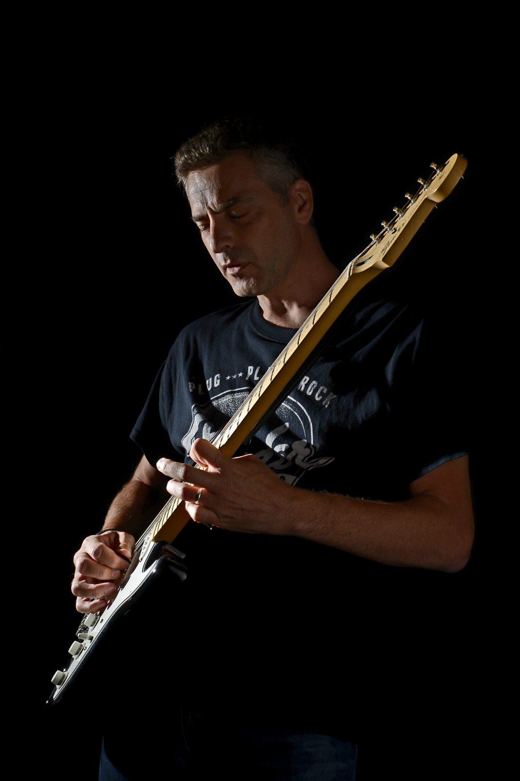 Alban BERNARD - Guitare Fender Stratocaster