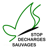 Logo application Stop Décharges Sauvages