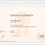 07 certificat_alban-bernard_le-machine-learning-est-il-l-avenir-de-l-homme 83%