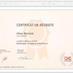 10 certificat_alban-bernard_developper-sa-posture-d-ouverture 100%